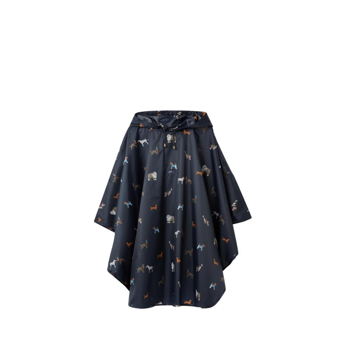 Tom Joule Poncho Showerproof Cover Up Mayday Dogs