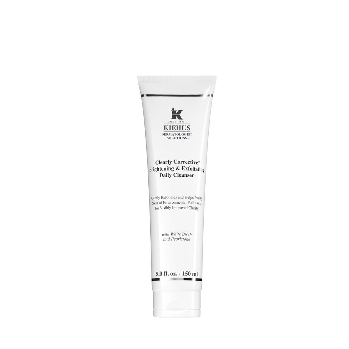 Kiehls Since 1851 Clearly Corrective Brightening  Exfoliating Daily Cleanser