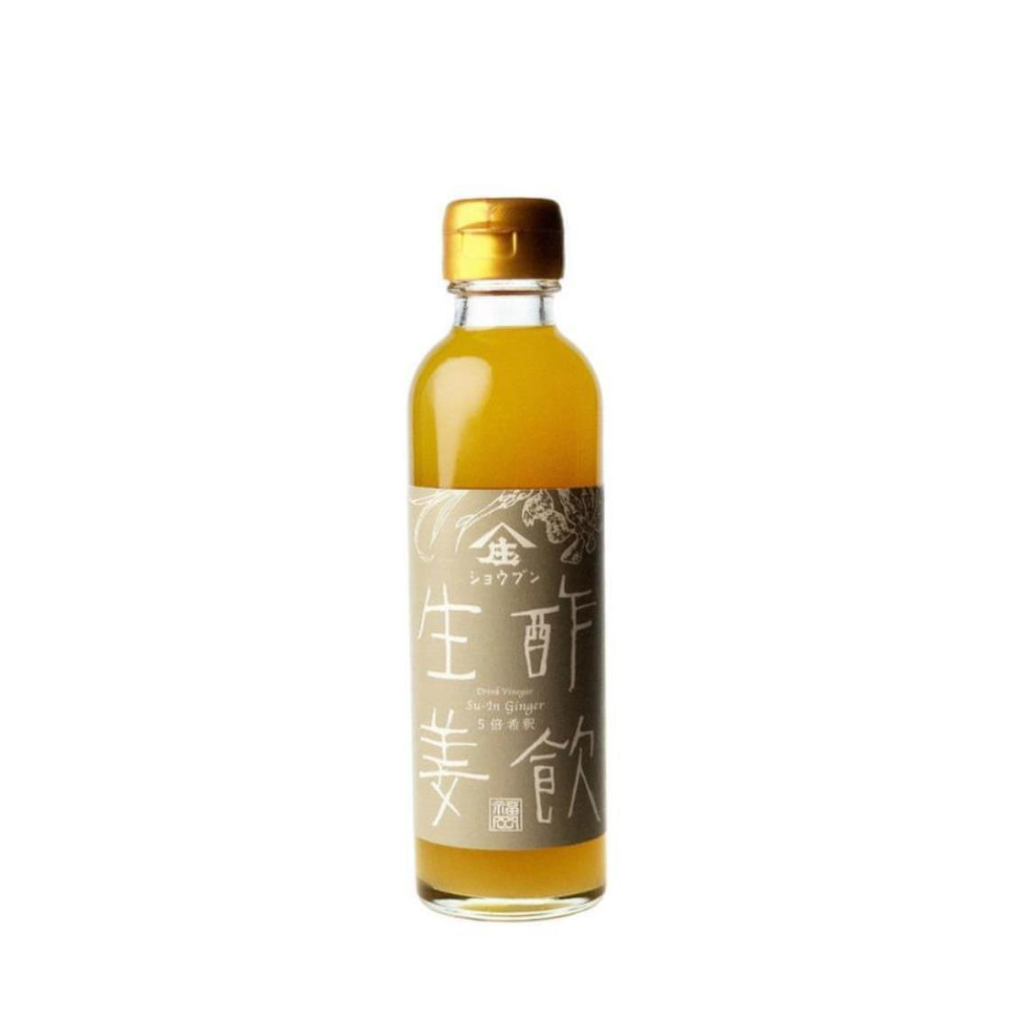 Drinking vinegar SU-IN Ginger flavour 200ml Concentrated