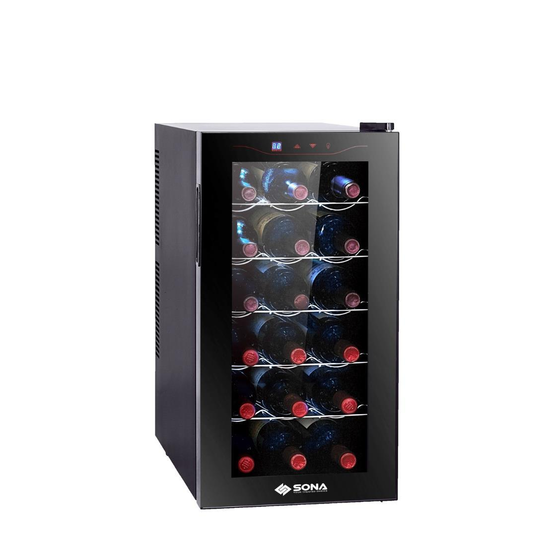 Thermoelectric Wine Cooler 55L