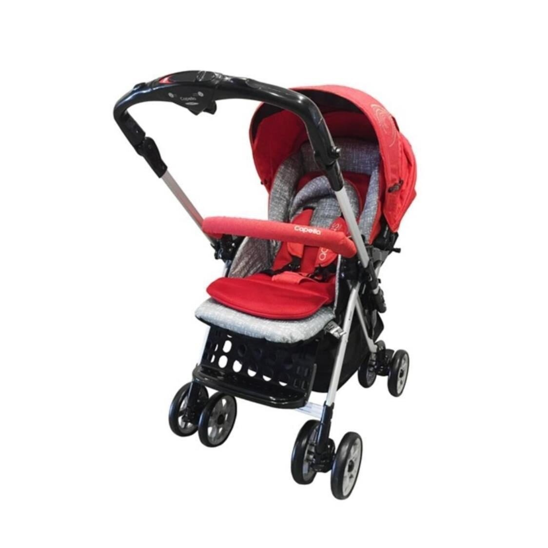 Adonis Travel System Stroller Red Weight 860 kg