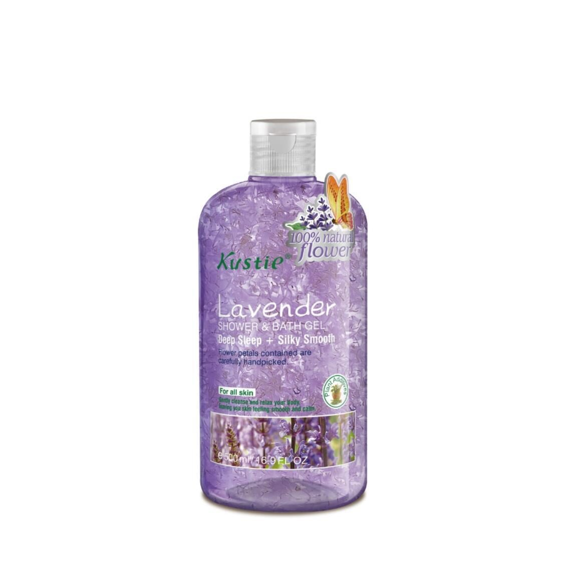 Lavender Shower  Bath Gel 500ml