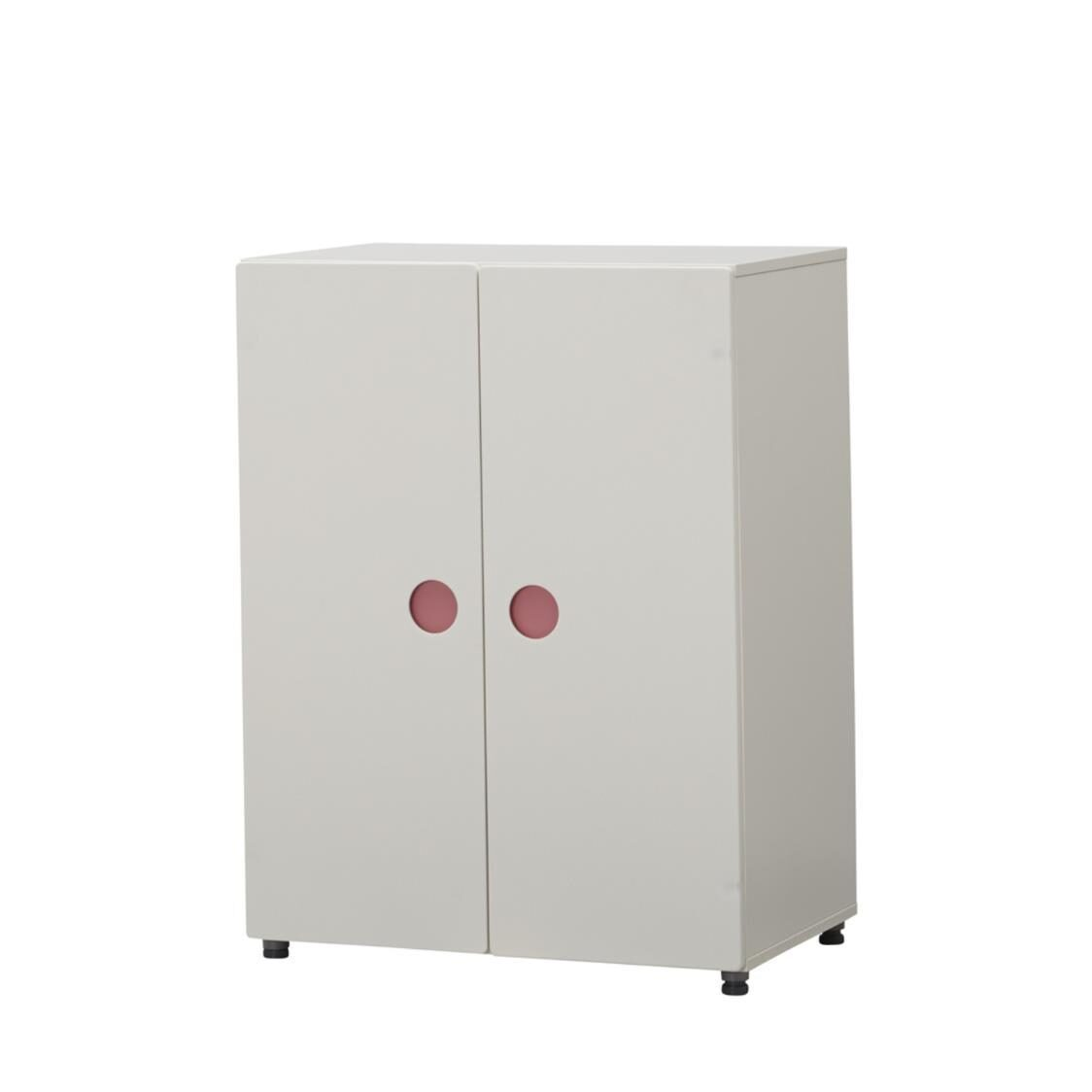 Iloom Tinkle Pop 800W Closet IVKP Ivory Pink