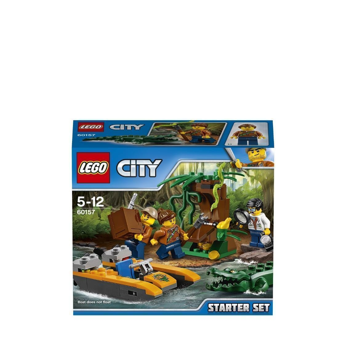 Jungle Starter Set 60157