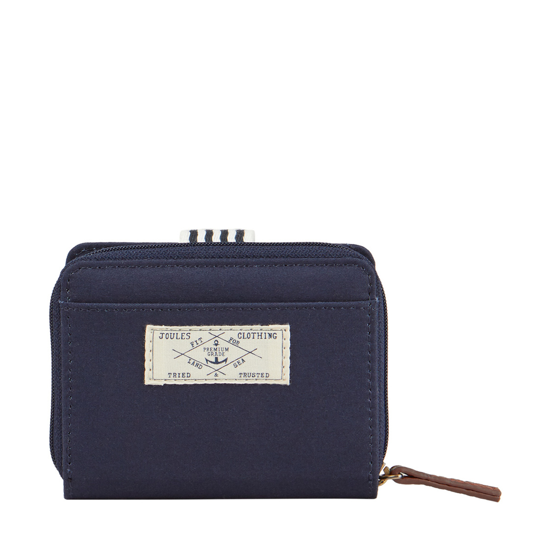 Tom Joule Coast Foldover Purse French Navy