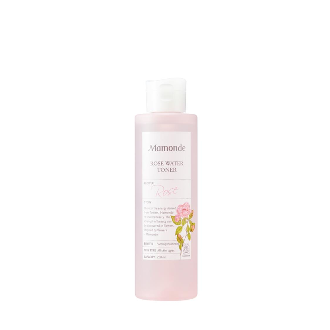 Rose Water Toner 250ml
