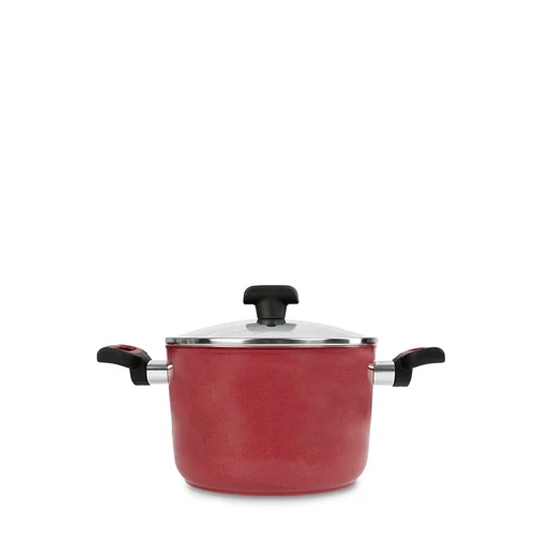 Forge Red 24cm 57L Covered Dutch Oven 22083