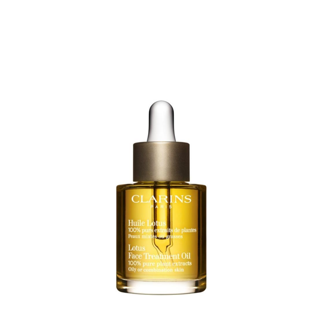 Clarins Lotus Face Treatment Oil 30ml