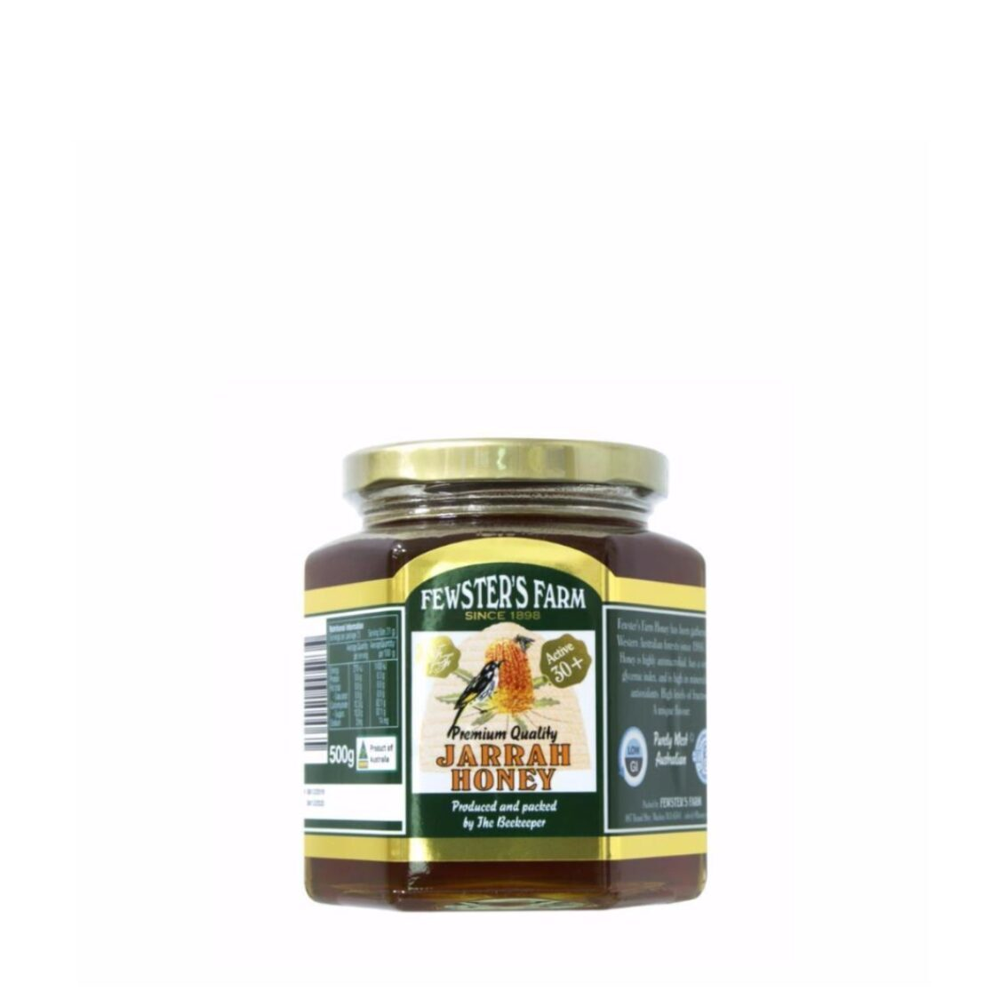 Jarrah Honey 30 500g