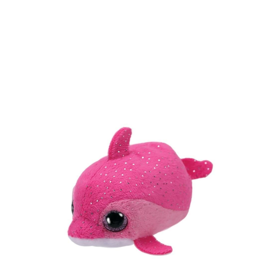 Teeny Tys Floater Pink Dolphin