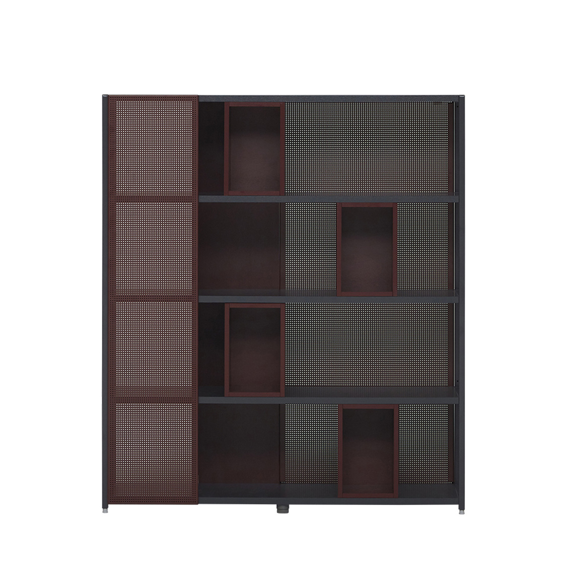 GLEN STUDIO 1200W 4-story Partition HSPE124-FKFK