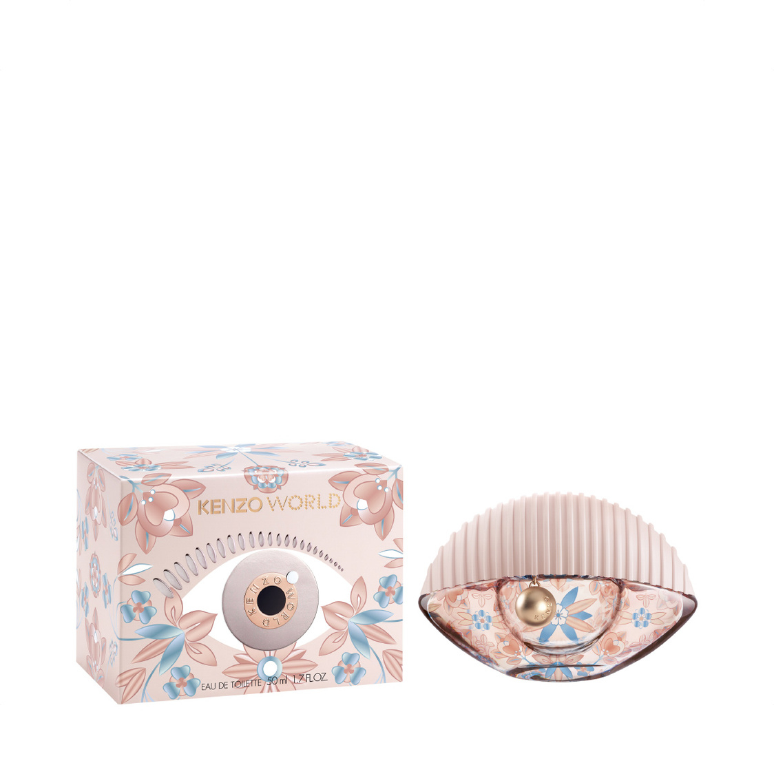 Kenzo World Eau De Toilette Collector 50ml