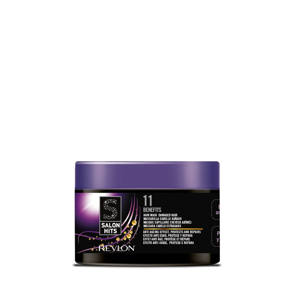 Salon Hits 11 Benefits Mask  Serum
