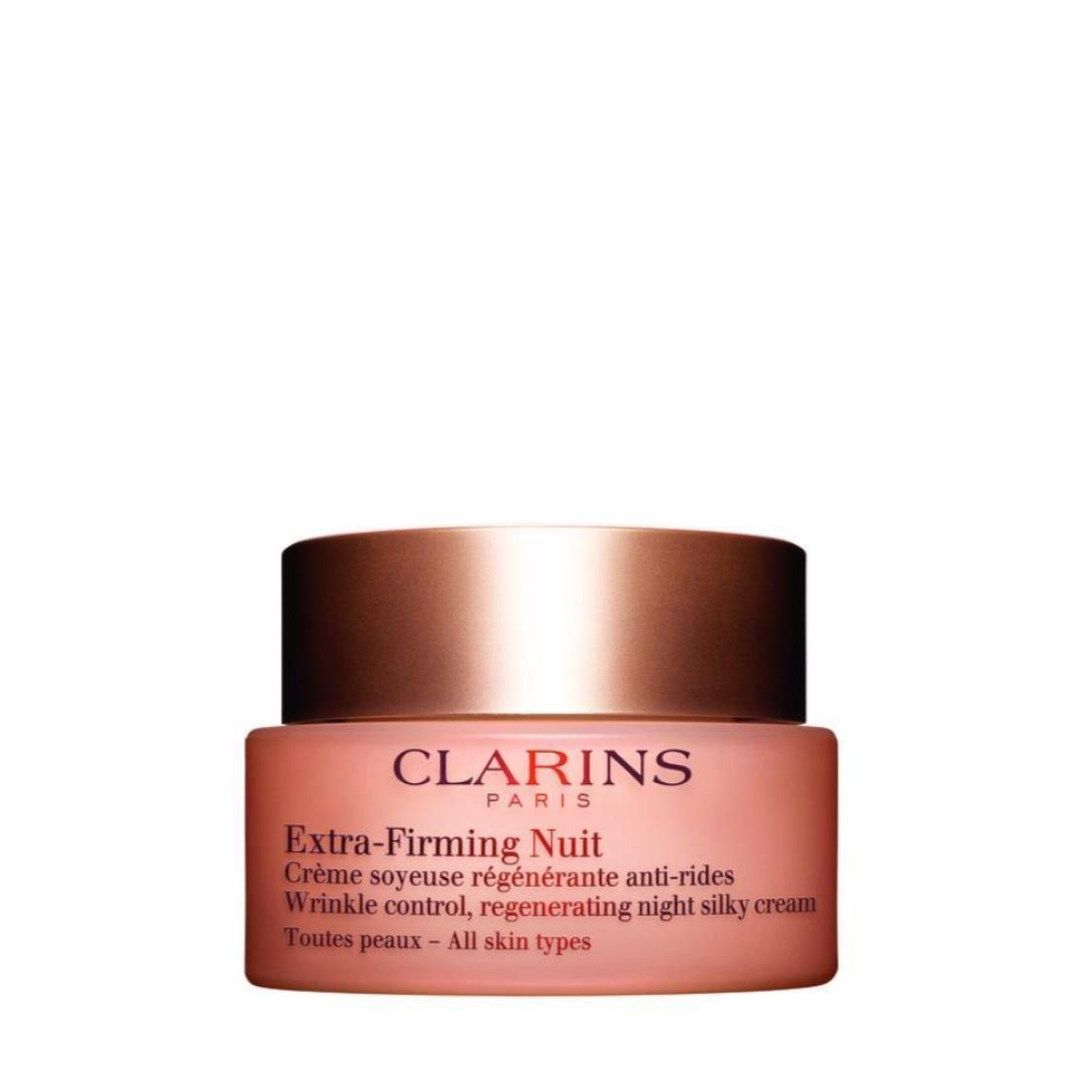 Extra-Firming Night Silky Cream for All Skin Types 50ml