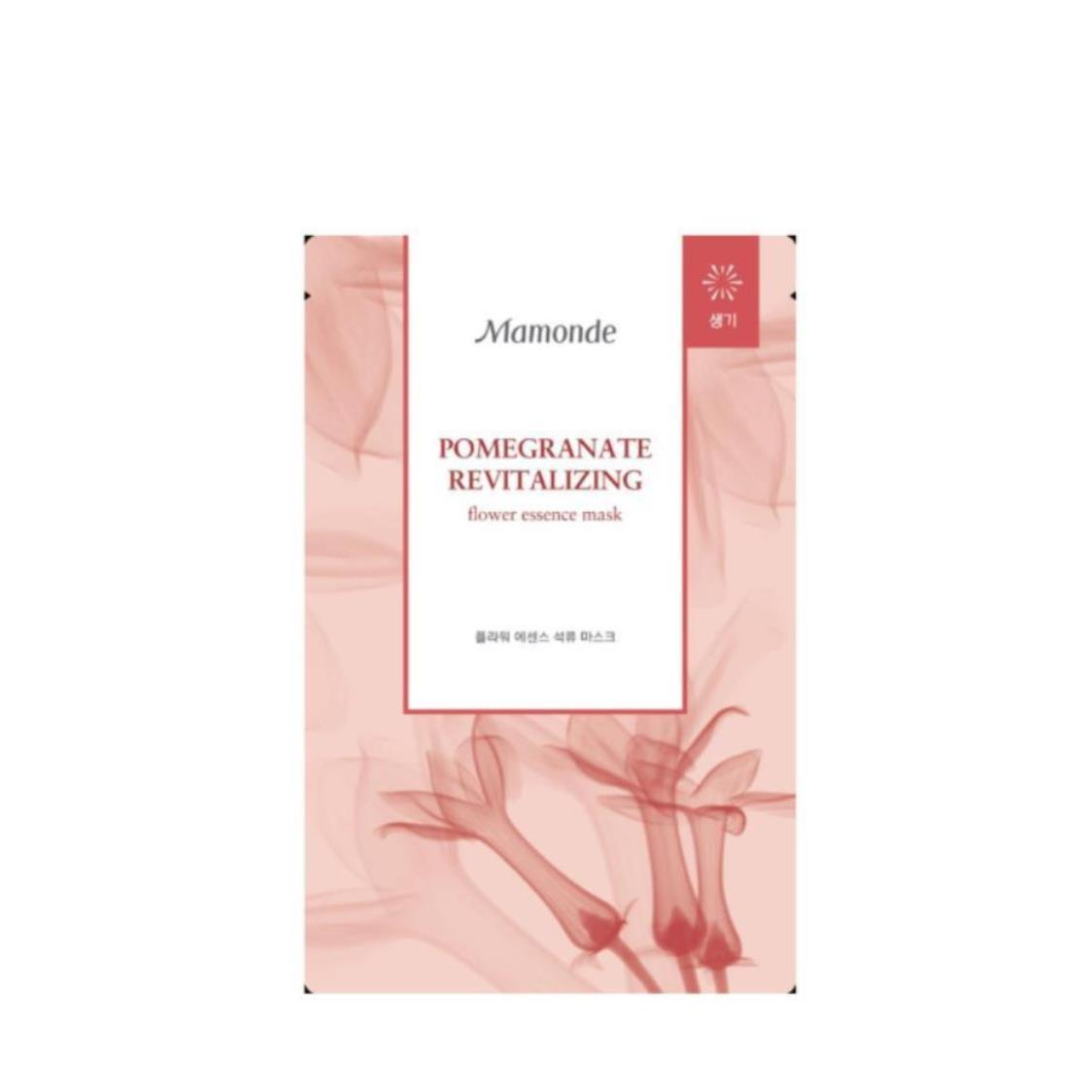 Flower Essence Mask-Vitalizing 1 Sheet