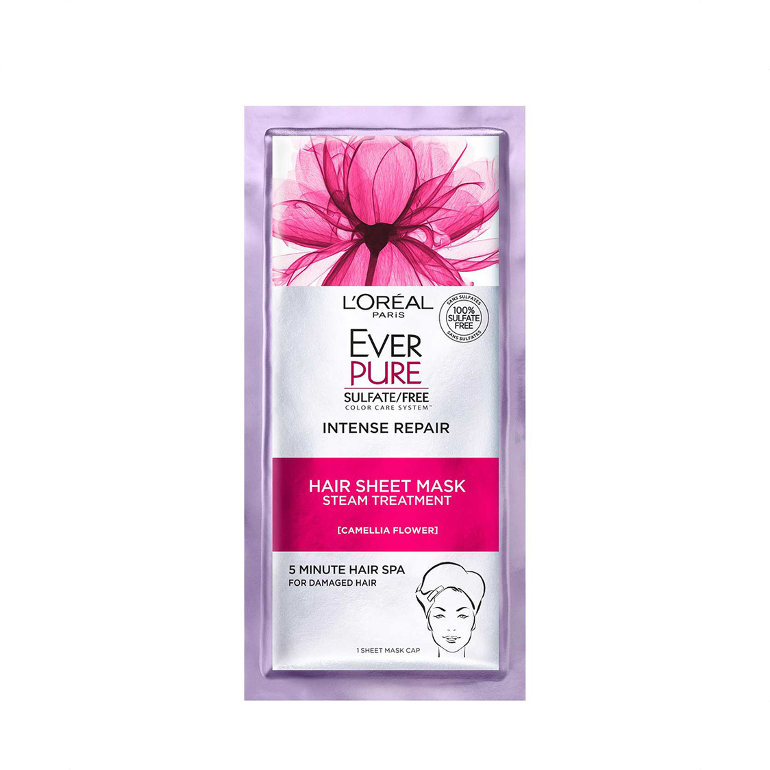 Hair Expertise EverPure Repair Sheet Mask 30g