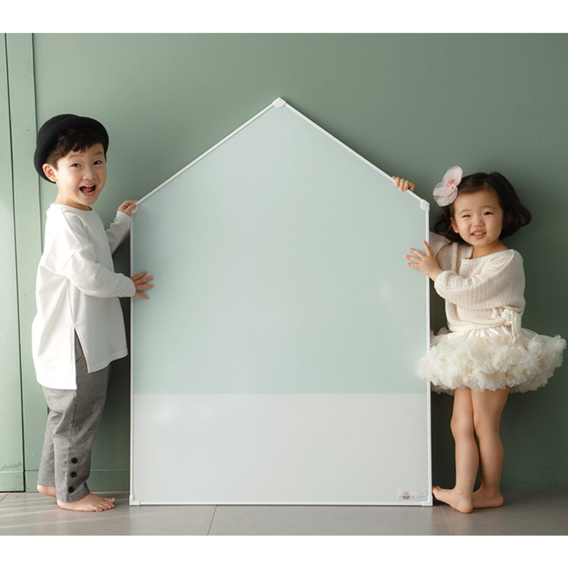 Premium Magnetic Board - Jeje House AddM - Mint