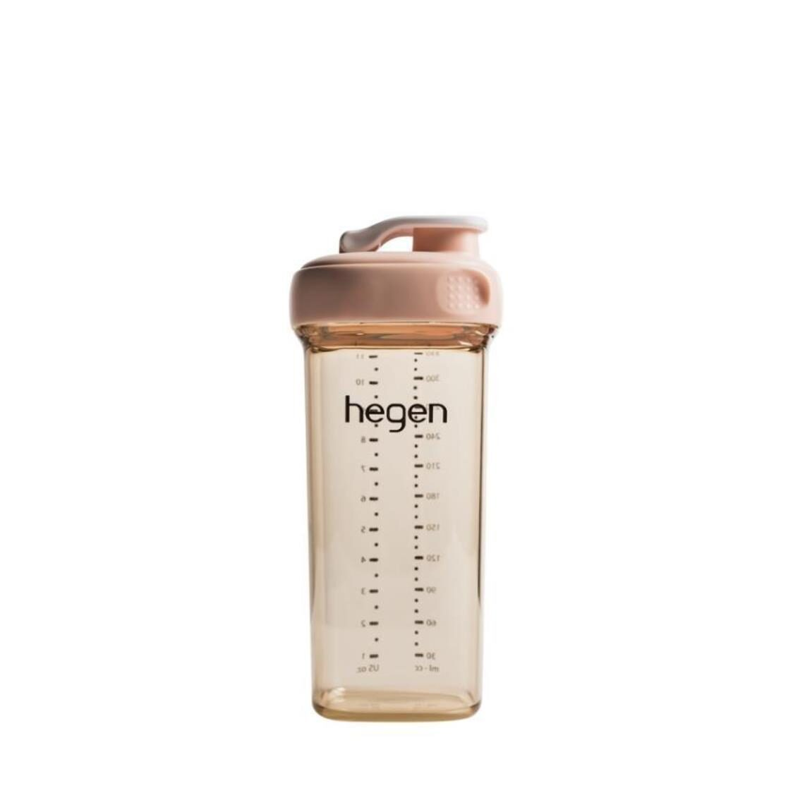 Hegen PCTO 330ml11oz Drinking Bottle PPSU Pink