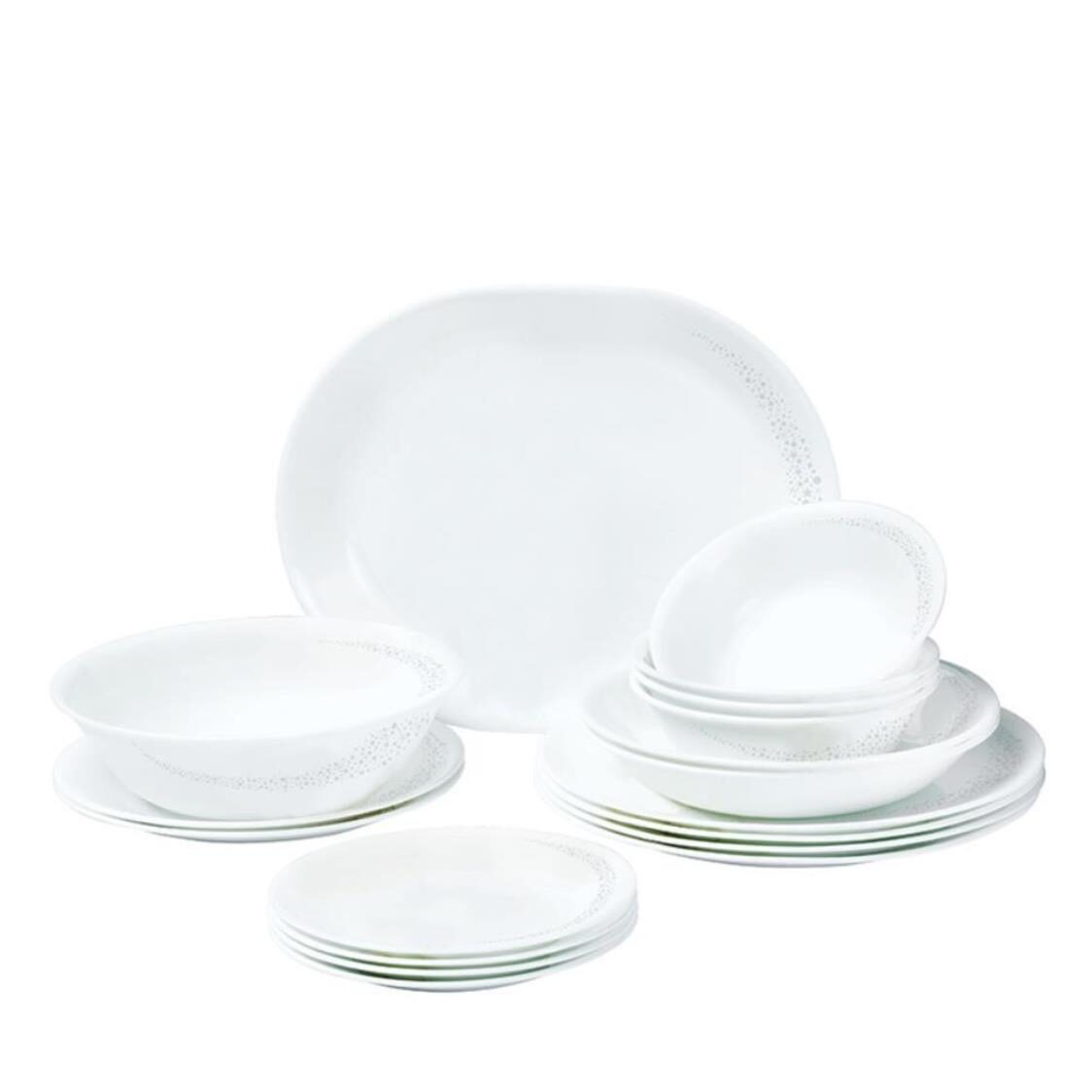 Corelle Dinner Set 18pc Moonlight