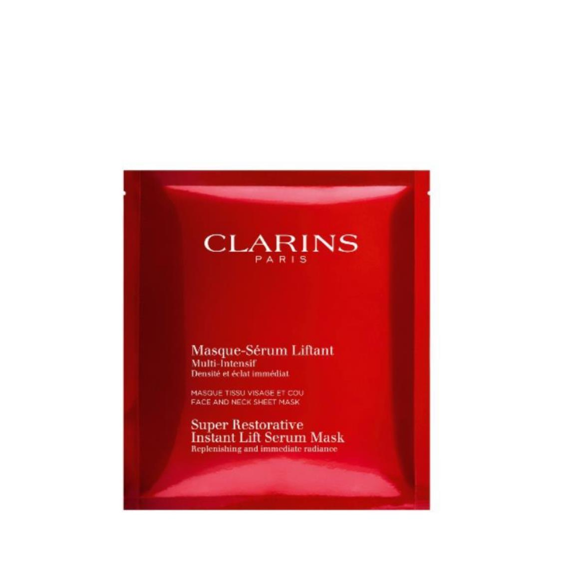 Clarins Super Restorative Serum Mask Sheet x 1