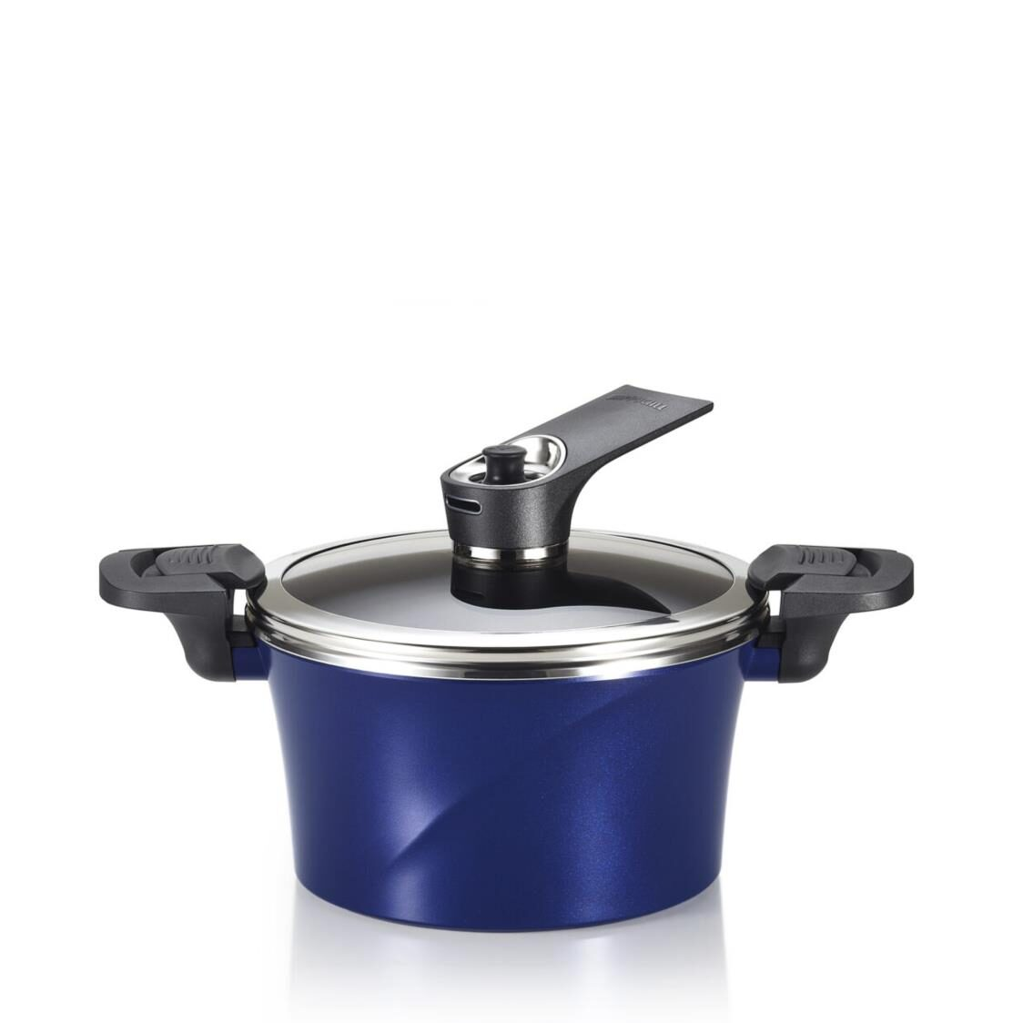 IH Vacuum 24cm High Stock Pot Induction Friendly 3003-0085