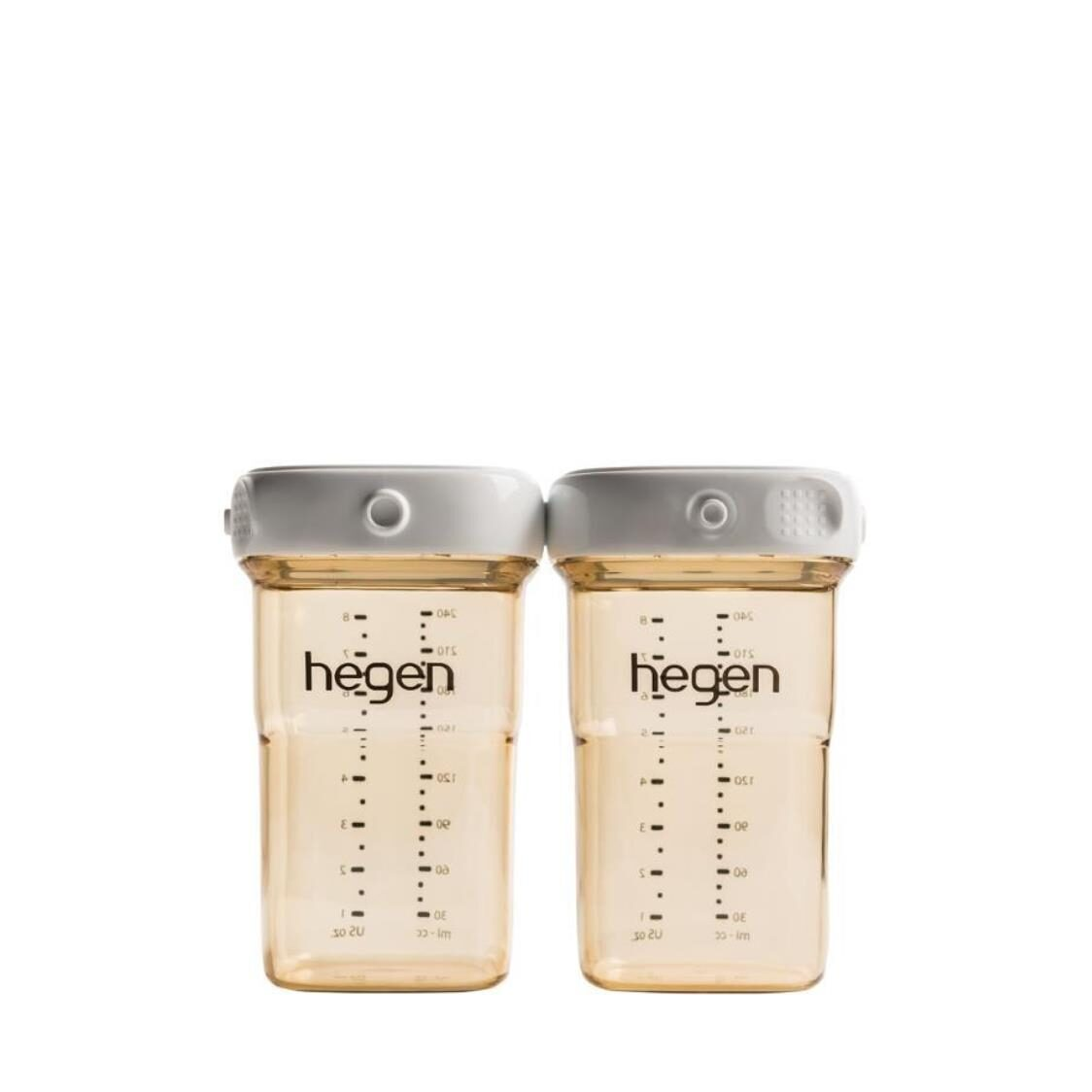 Hegen PCTO 240ml8oz Breast Milk Storage PPSU 2-pack