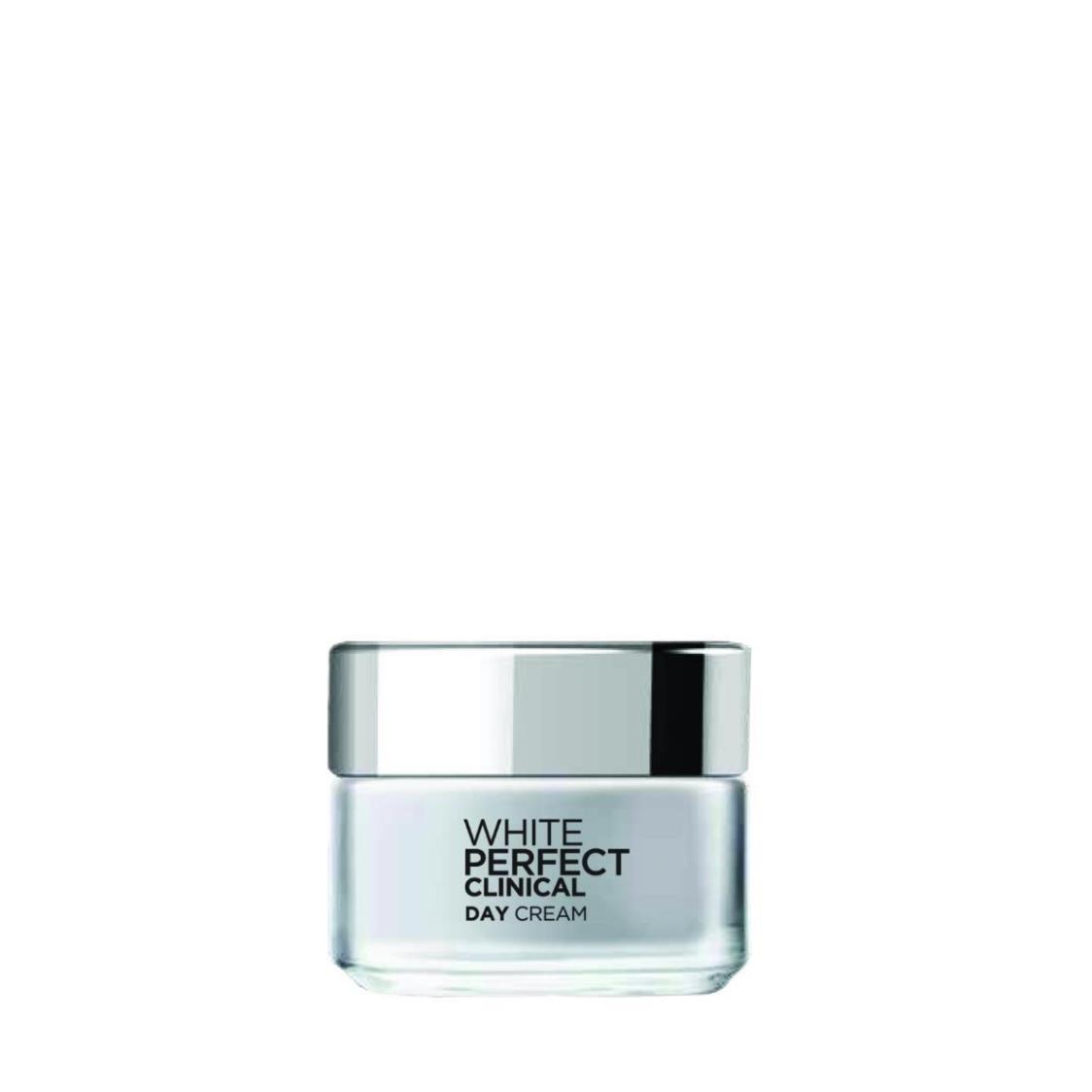 White Perfect Clinical Day Cream SPF19 50ml