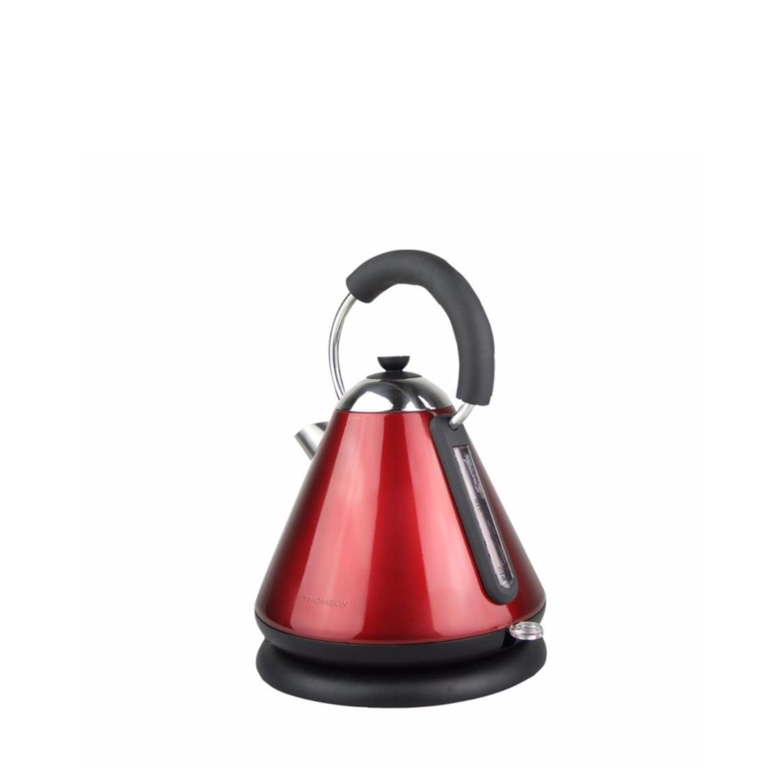 Pyramid Kettle Red