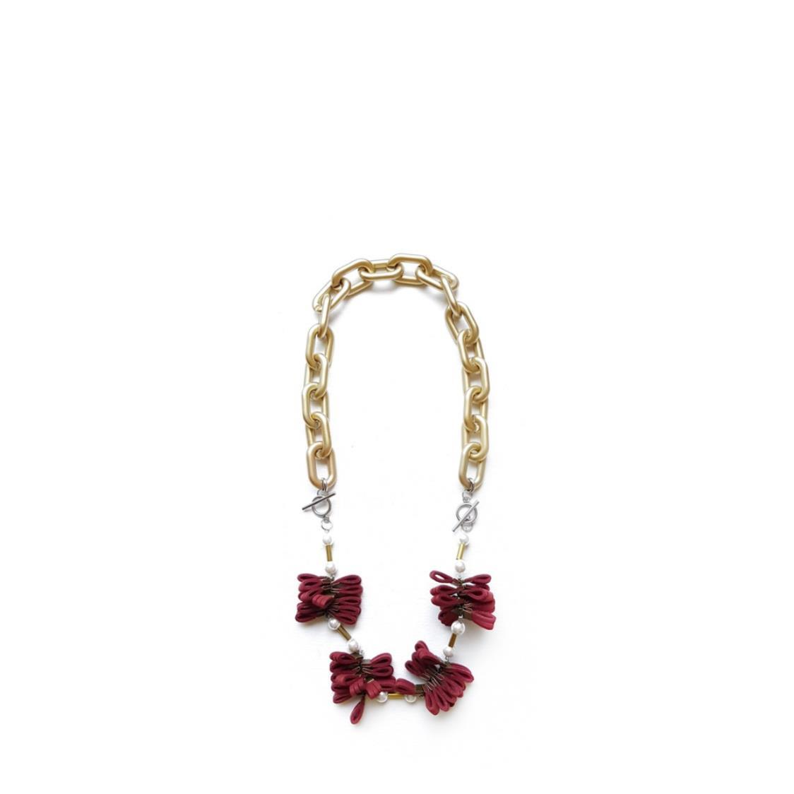 HARPER Necklace RED