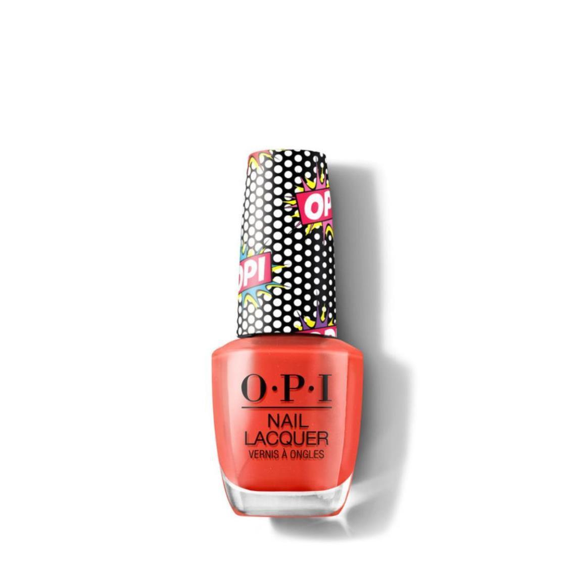 Bubbles Collection 2018 Nail Lacquer OPI Pops 15ml
