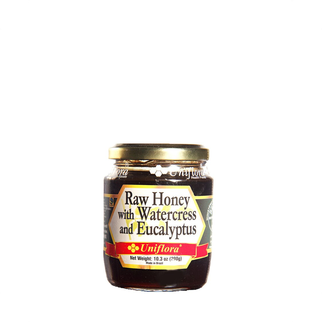 Raw Honey With Watercress 290g