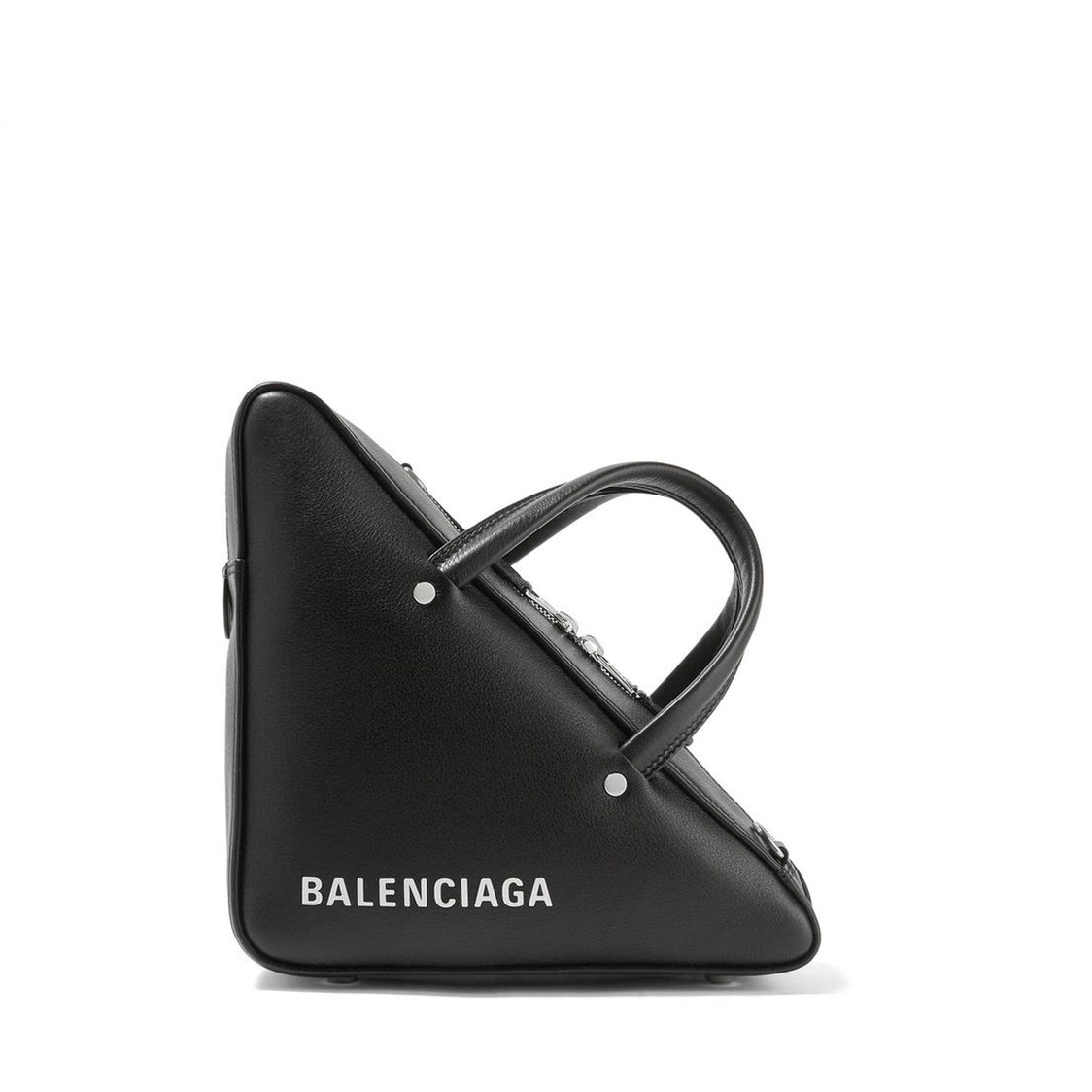 92e8ab7eb717 Balenciaga Triangle Duffle S Bag Black Metro Department Store