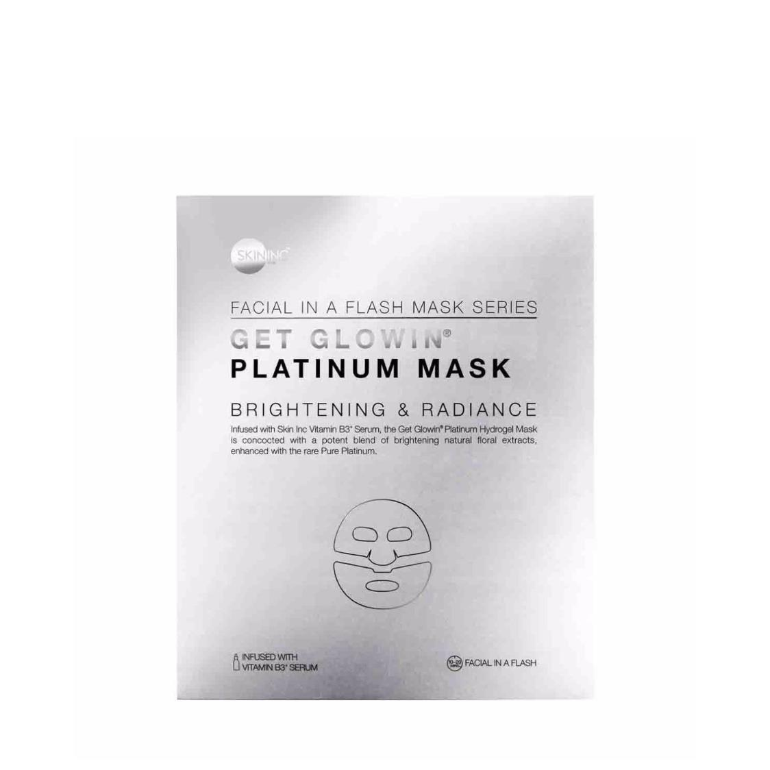 Get Glowin Platinum Mask single