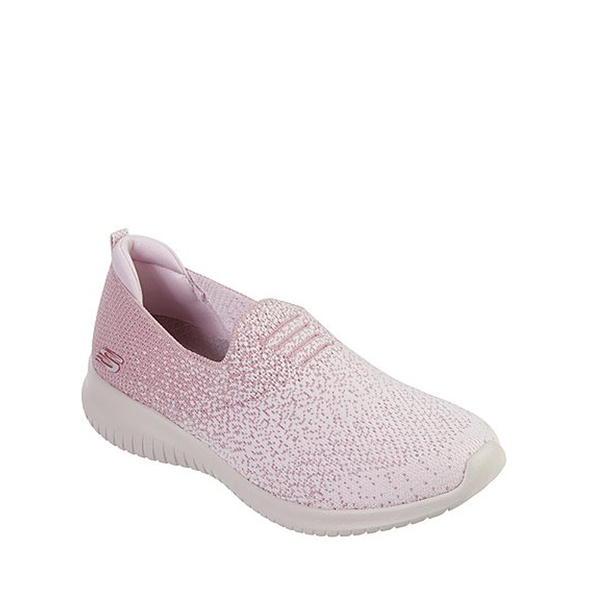 pink and purple skechers