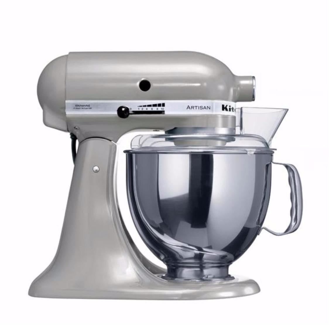 KitchenAid Artisan Series Tilt-Head Stand Mixer 5KSM150PSBMC