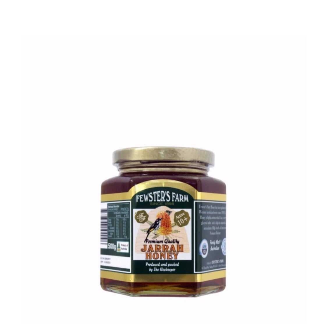 Jarrah Honey 10